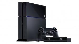 Playstation 4 et la DualShock 4