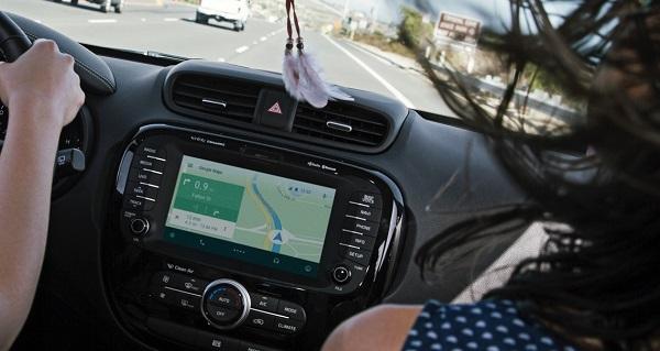 Android Auto de Google