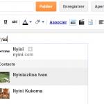Blogger intègre un peu plus le réseau social Google+