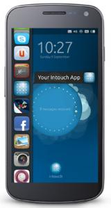 HUD Ubuntu for mobile