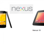 Les Nexus 4 et 10 de Google se font toujours attendre