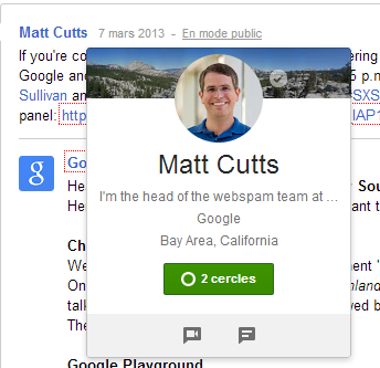 Flying over Matt Cutts and your site will be ban form Google index