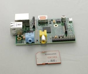 Raspberry Pi 8Go SD card