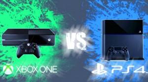 xbox one ou PS 4