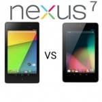 Nexus 7 (2012) vs «new» Nexus 7 (2013) – Qu'est-ce qui change?