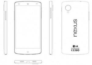 Schéma Nexus 5