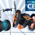 CES 2014: Parrot Mini Drone, Jumping Sumo et Orbotrix Sphero 2B – L'Attaque des drones