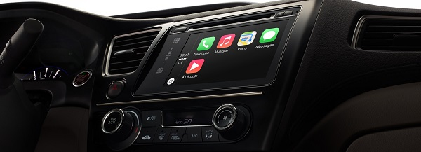 CarPlay de Apple