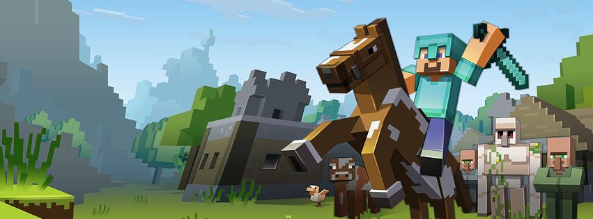 La beauté de Minecraft