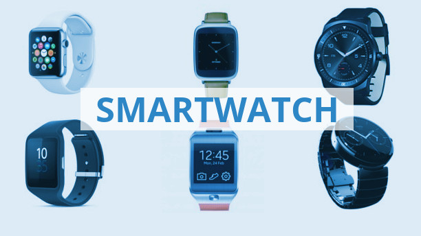 Smartwatch Android Wear Apple watch